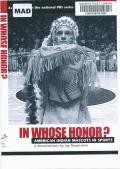 cover of In Whose Honor