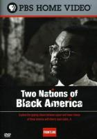 Two Nations of Black America
